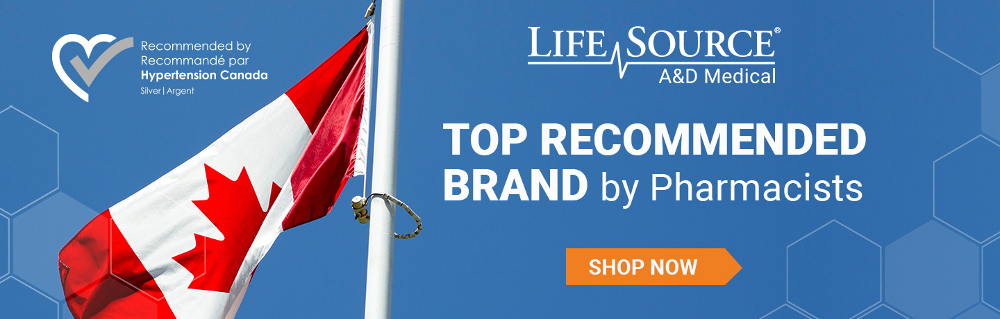 LifeSource by A&D Medical - Blood Pressure Monitors, Scales