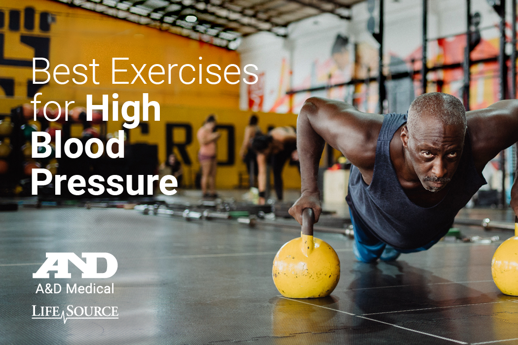 Best Exercises for High Blood Pressure